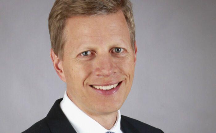 Richard Schmidt, DJE Kapital. Er hat die neu geschaffene Position des Leiters Absolute-Return übenommen. |© DJE Kapital