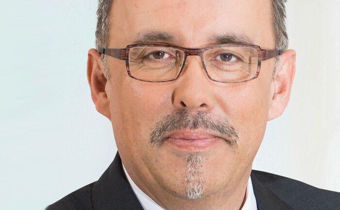 Gunar Feth, stellvertretender Vorstandschef der Saar LB.