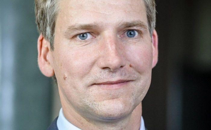 """VuV-Vorstandsvorsitzender Andreas Grünewald: """"Im Sinne der Anleger und unserer Mitgliedsunternehmen gilt es, die Chancen einer digitalen, papierlosen Prozessgestaltung zu nutzen."""""""
