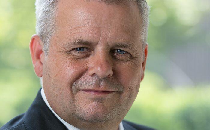 """""""Für europäische Aktien gilt gerade das Sprichwort, dass es kurz vor der Morgendämmerung am dunkelsten ist"""", sagt Lars Skovgaard Andersen, Investmentstratege bei Danske Invest."""