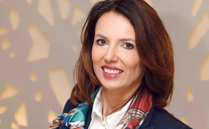 Petra Mennong arbeitet künftig für Société Générale.