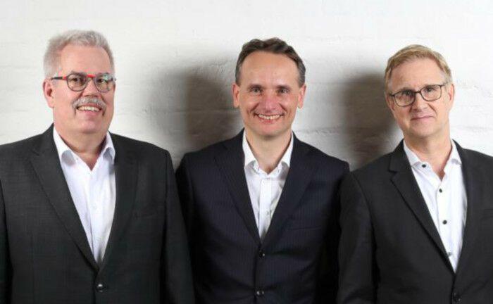 Michael Gillessen, Frank Eichelmann und Sven Hoppenhöft (v.l.) sind Gründer der Beratungsgesellschaft Pro Boutiquenfonds.|© Pro Boutiquenfonds