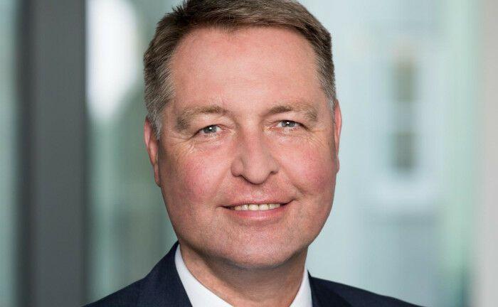 Frank Walthes ist Vorstandsvorsitzender der Versicherungskammer Bayern.