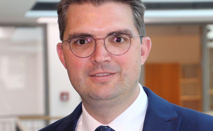 Thomas Schumacher ist seit 1. April 2019 neuer Gruppenleiter Vermögensverwaltung bei der Kölner Pax-Bank.