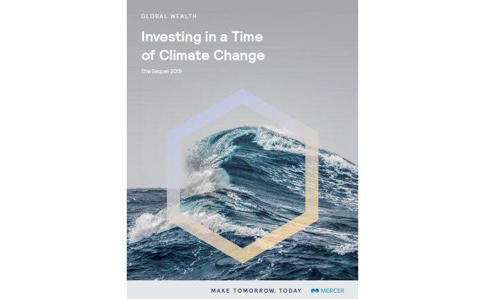 Teil des Mercer-Reports sind vier Fallstudien institutioneller Investoren.