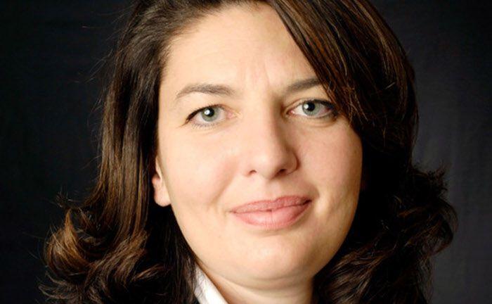 Valérie Baudson, Geschäftsführerin von CPR Asset Management.
