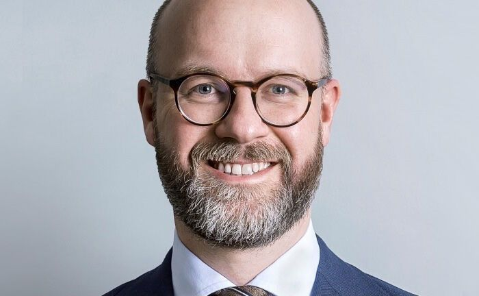 Oskar Volkland: Der 39-Jährige kommt vom Projektentwickler und Investor Soini Asset Immobilien.