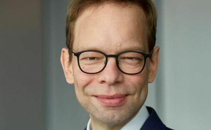 """Research-Analyst Marius Kleinheyer: """"Die Altersvorsorge genießt erst in höherem Alter die größte Priorität."""""""