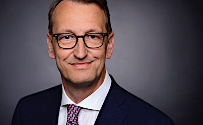 Eitel Coridaß zieht in die Geschäftsführung der Deutschen Investment ein.