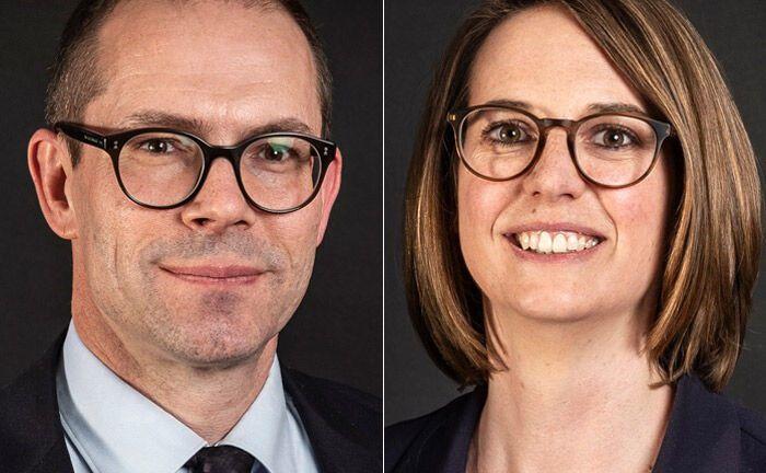 Rainer Brixel und Julia Lorenz, frühere Private Banker der Kreissparkasse Augsburg, haben im April 2019 den Weg in die Selbststänidkeit eingeschlagen.|© Paramus Asset Management