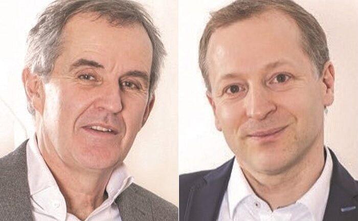 Ralf Thielemann (l.) und Ralph Dieckvoß haben sich zur Dieckvoß Thielemann Vermögensverwaltung zusammengeschlossen. |© Dieckvoß Thielemann Vermögensverwaltung