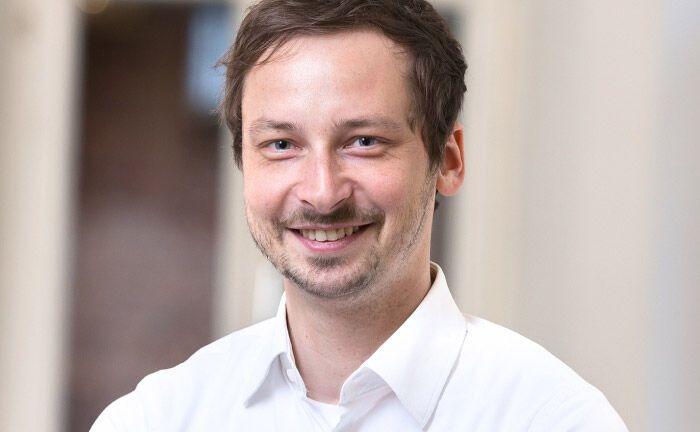 Marc-Michael Ossen ist Geschäftsführer der Ossen Finanz.