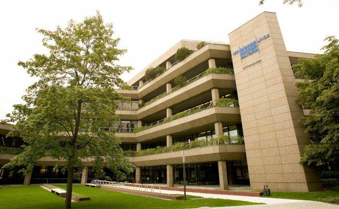 Bürogebäude der Versicherungskammer am Standort München/Giesing |© Versicherungskammer Bayern