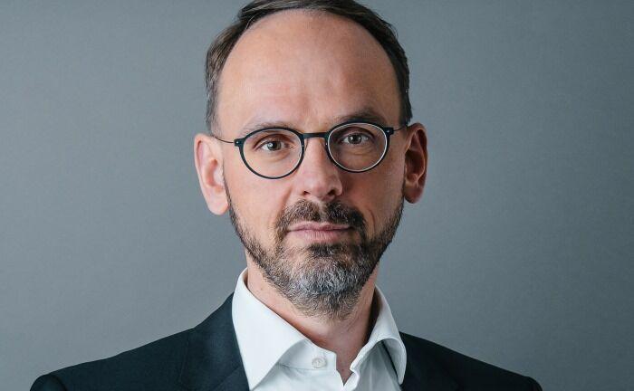 Olaf Clemens ist seit 15 Jahren in der Finanzbranche tätig, darunter als Assistent des damaligen Deutsche-Bank-Chefs John Cryan.   |© Capco