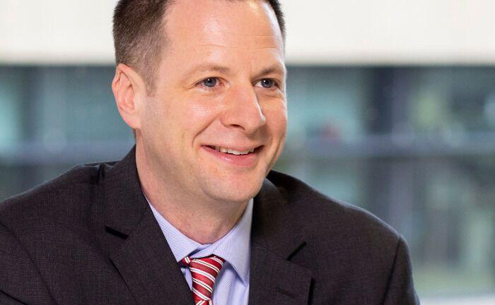 Kümmert sich jetzt um das deutsche Geschäft von Baillie Gifford: David Gaschik.|© Baillie Gifford