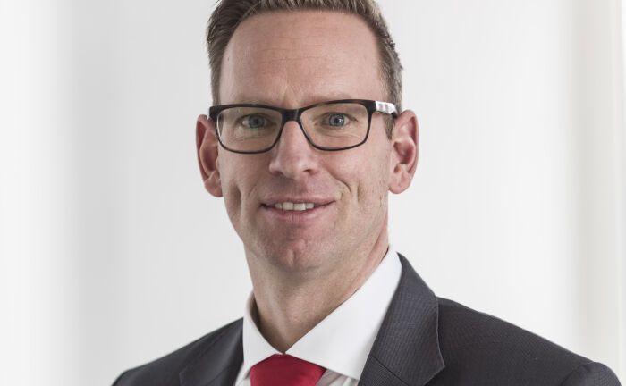 Neu im Beirat der Initiative Deutsche Infrastruktur: Lutz Horstick vom Versorgungswerk ÄVWL.|© Ärzteversorgung Westfalen-Lippe