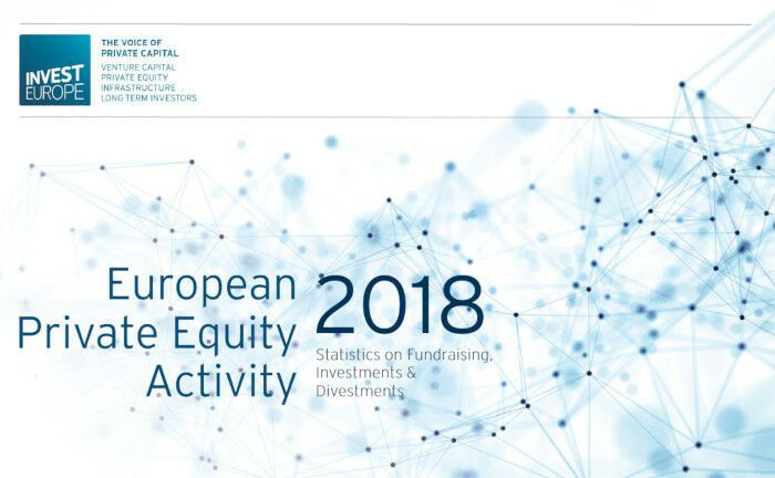 Der European Private Equity Report für 2018 enthält Daten von etwa 1.400 Private-Equity-Unternehmen. |© Invest Europe