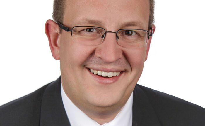 Markus Bayer verantwortet seit 1. April 2019 das Private Banking der Kreissparkasse Augsburg.|© Kreissparkasse Augsburg