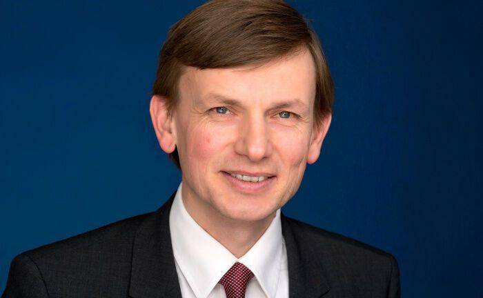 Tammo Diemer ist Co-Geschäftsführer der Bundesrepublik-Deutschland-Finanzagentur. |© Bundesrepublik-Deutschland-Finanzagentur