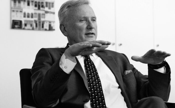 André Heimrich ist Vorstandsmitglied und Leiter des Bereichs Kapitalanlagen bei der BVK. |© Markus Kirchgessner / Lupus alpha