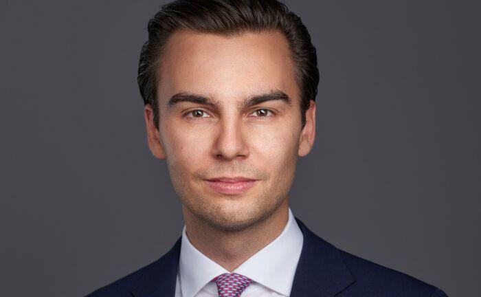 Oliver Scharping ist Portfoliomanager für globale Aktien beim Asset Manager Bantleon.
