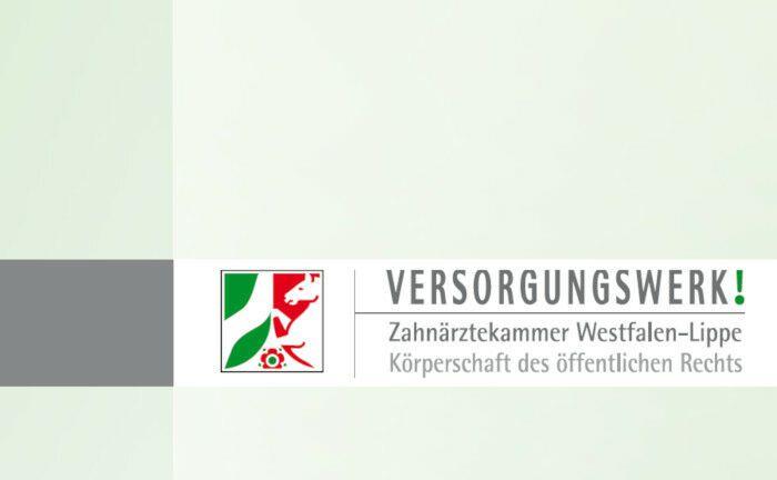 Webseite des VZWL: Das Versorgungswerk der Zahnärztekammer Westfalen-Lippe wurde 1957 gegründet und zählt mittlerweile mehr als 7.200 Zahnärztinnen und Zahnärzte zu seinen Mitgliedern.