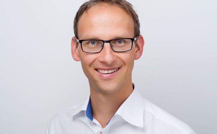 """Wevest-Investmentchef Björn Siegismund: """"Das Geld bei einer Bank anzulegen hielten wir für keine gute Idee""""."""