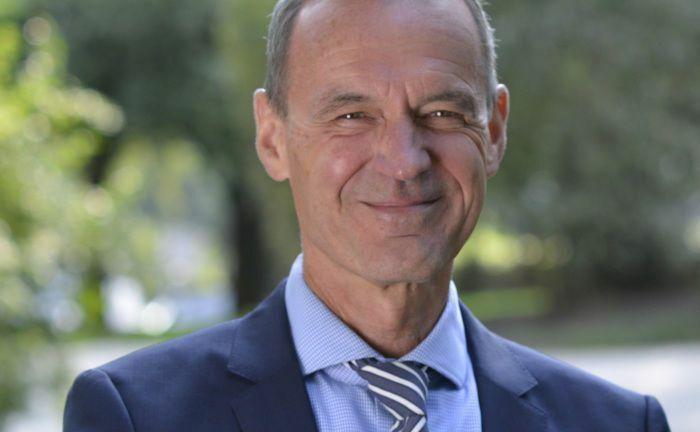 War in Leipzig dabei: Ewald Stephan ist Vorstandsmitglied der Verka PK Kirchliche Pensionskasse und der Verka VK Kirchliche Vorsorge.