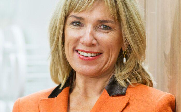 Gabriele Volz ist Geschäftsführerin des Emissionshaus Wealthcap.