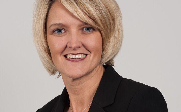 Anja Metzger ist Vorständin der Laureus Privat Finanz.