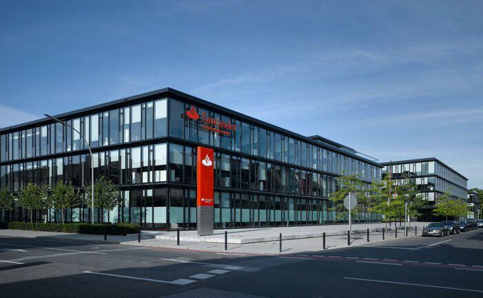 Santander-Unternehmenszentrale in Mönchengladbach|© Santander