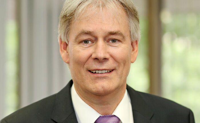 Axel Bartsch ist Vorstandsvorsitzender der Oldenburgischen Landesbank.|© OLB