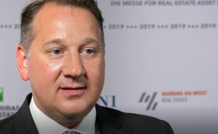 Philipp C. Tabert, Geschäftsführer Winters & Hirsch Real Estate Advisory |© Screenshot