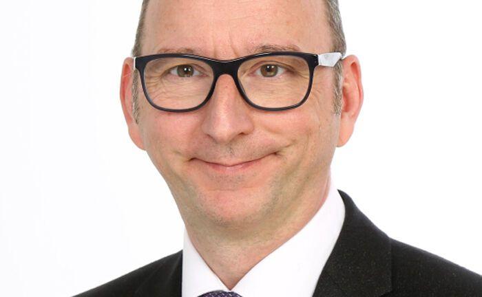 Mario Hartmann verantwortet unter anderem die Produkte der Organ- oder Manager-Haftpflichtversicherung beim Spezialversicherer Hiscox Deutschland.|© Hiscox