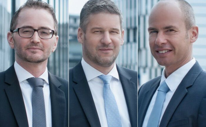 Gründer, Eigentümer & Geschäftsführer von Convex Experts: Paul Hoffmann, Bernhard Birawe, Nils Lesser (v.l.) |© Convex Experts