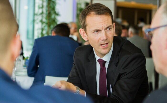 """Matthias Hüppe, Leiter Derivatives Public Distribution bei HSBC Deutschland: """"Die so wichtige Individualisierung von Strategien, damit Kunden ihre jeweiligen Ziele erreichen, sucht man bei Robos vergeblich."""""""