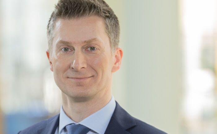 Das Versorgungswerk WPV hat Sascha Pinger in die Geschäftsführung berufen.|© WPV