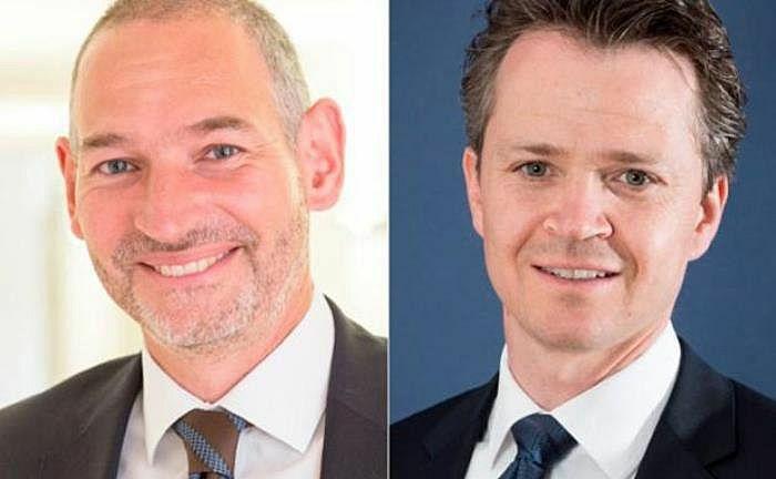 Christian Hackenberg (l.) und Philipp Hendel sind Partner bei der Münchner Wirtschaftskanzlei Dr. Roller & Partner.