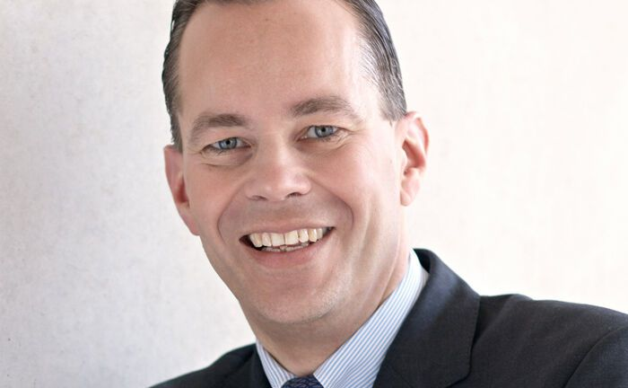 Alexander Leisten leitet das Deutschlandgeschäft von Fidelity International und ist Aufsichtsratsvorsitzender der FFB|© Fidelity
