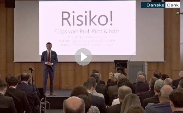 Vortrag von Bernd Ankenbrand: Welche Risiken zerstören Vermögen – und wie kann man sich schützen?