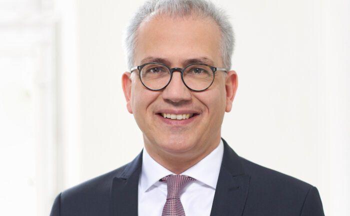 Nach Einschätzung von Wirtschaftsminister Tarek Al-Wazir verlangt der Übergang in eine klimafreundliche Wirtschaft Investitionen, mit denen die öffentliche Hand allein völlig überfordert wäre. |© Wirtschaftsministerium Hessen