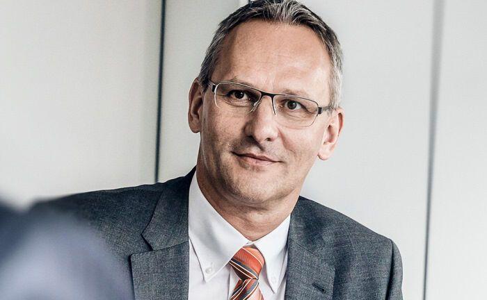Andreas Falger war zuletzt im österreichischen Raiffeisensektor beschäftigt.