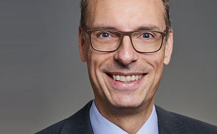 Von Oldenburg nach Münster: Steffen Opitz rückt in die Geschäftsführung der Münsterländischen Bank Thie & Co. ein. Zuvor leitete er das Wealt Management der Oldenburgischen Landesbank.|© Thie & Co.