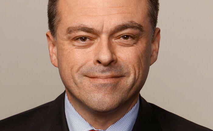 Dietmar Fischer ist Partner bei EY Real Estate und Autor der Studie Trendbarometer Assekuranz 2019.|© EY Real Estate