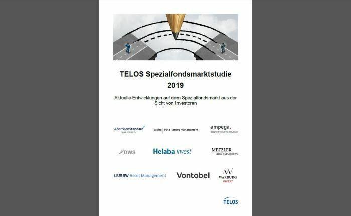 Telos-Studie: Seit 2001 befragt das Analysehaus zu Beginn eines Kalenderjahres deutsche institutionelle Investoren zu ihrer Kapitalanlage.|© Telos