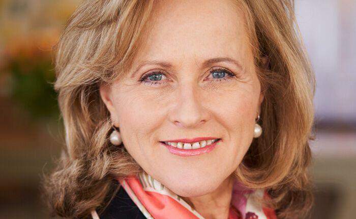 Rechtsanwältin und Stifterin Cattina Leitner steht dem neunköpfigen Führungsgremium des ÖStV vor.|© Österreichischer Stiftungsverband