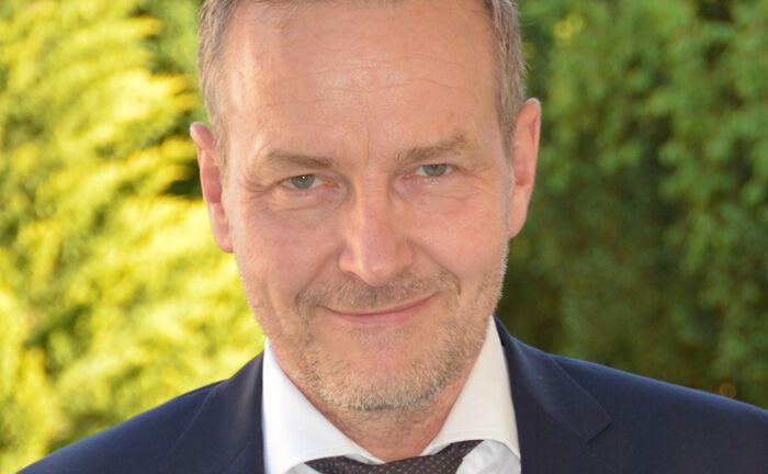 Hans Peter Grüner ist unter anderem Professor für Wirtschaftspolitik an der Universität Mannheim.