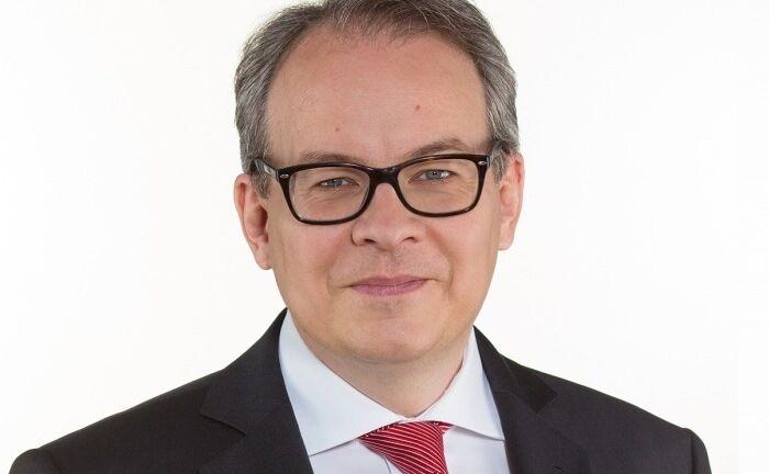 Florian von Khreninger-Guggenberger ist seit Anfang Juli Direktor Private Banking bei der Stadtsparkasse München für besonders vermögende Kunden.|© SSKM