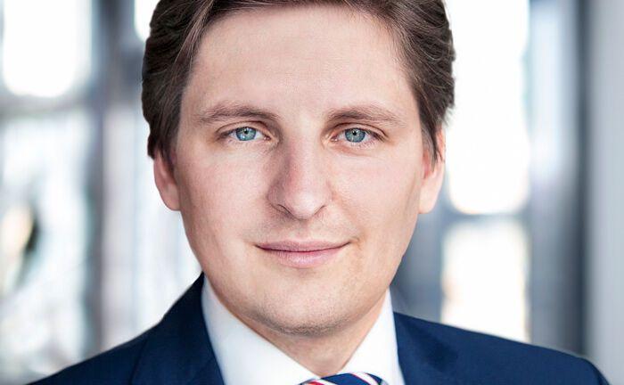 """Sönke Niefünd, bekannt durch seine regelmäßigen Beiträge im """"Handelsblatt"""", arbeitet seit 1. Juli 2019 für Merck Finck in Hamburg."""
