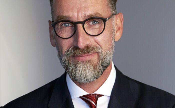 Michael Hünseler leitet das Credit Portfolio Management bei Assenagon.|© Assenagon